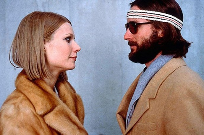 The Royal Tenenbaums, everything from Margot Tenenbaum's fur coat to all of that Lacrosse was pure Tumblr-bait perfection.