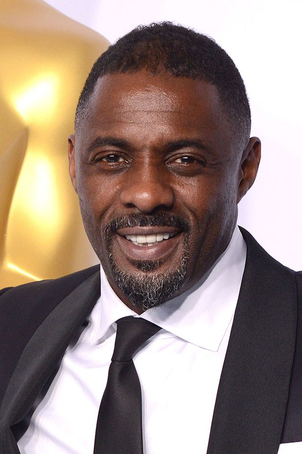 Idris Elba, hot damn.