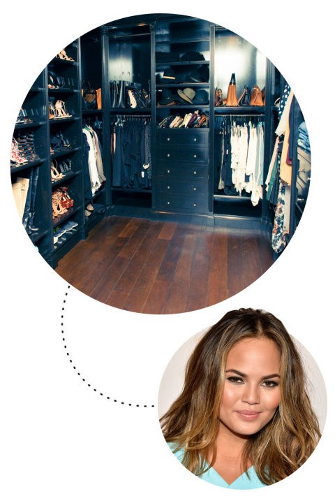 CHRISSY TEIGEN THE COVETEUR/JEN BAUMGARDNER
