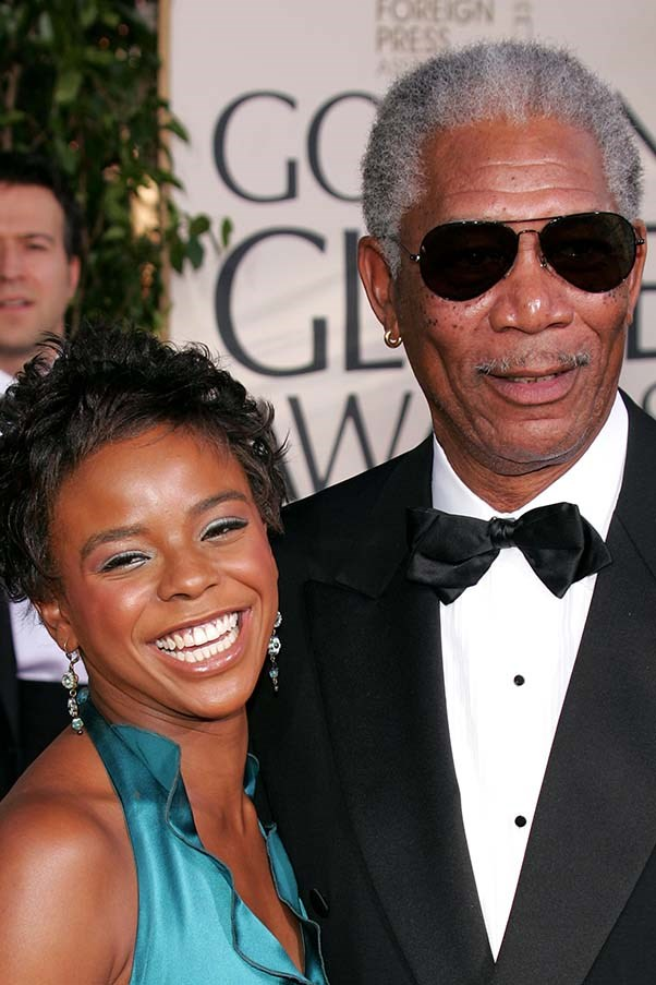 Morgan Freeman's step-granddaughter E'Dena Hines stabbed to death