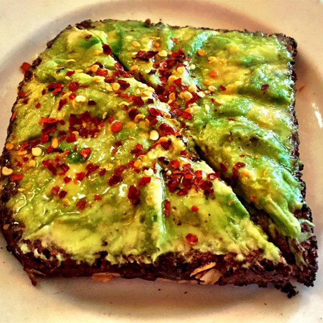 <p><strong>12. Avocado toast</strong></p> <p>This gallery would not be complete without the appearance of avocado toast. We love it because it's actually incredibly easy to make yet you feel like an acclaimed master chef every time you eat it.</p> <p>Image: @thediaryofafoodie</p>