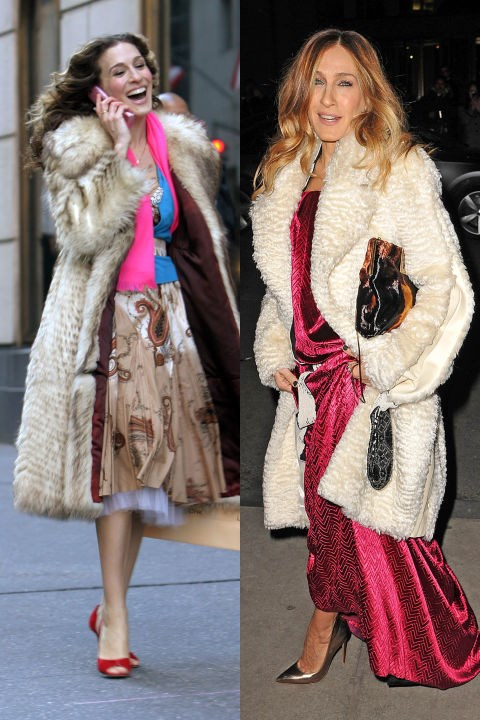FANCY FURS TWINS GETTY