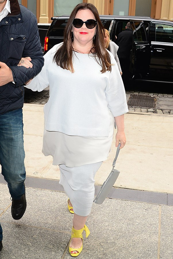 Melissa McCarthy Wants To Banish Plus-Size Tag