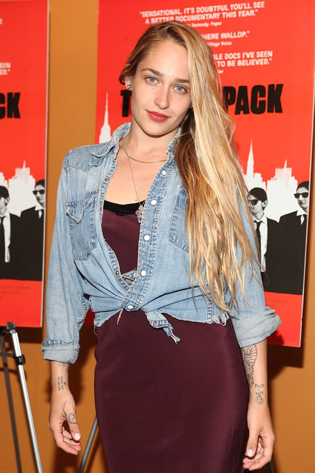 """Jemima Kirke, Artist and Actress, Girls On being a mother of two: """"I used to wonder what my life would be like at 30, but I don't know if I imagined I'd have kids. It was just like, I'm going to be able to drive and go to places by myself. I'll have money. I won't have to see my mother every day."""