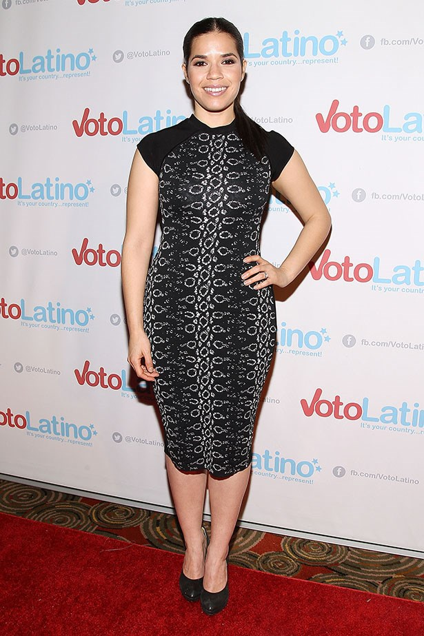 """America Ferrera, Actress, Superstore """"It's funny, 30 was always the age I wanted to be. I didn't look forward to 16 or 21 or even 25. I was like: 30. I assumed by then I would be fully formed and comfortable in my skin and in my body, and I'd know who I was. And as an actor, I felt like that's when they really start writing good stuff for women. My twenties were great, but they were hard. You want to get past the learning curve and then have fun. I feel like I'm already having more fun in life in this decade than in the past one."""""""