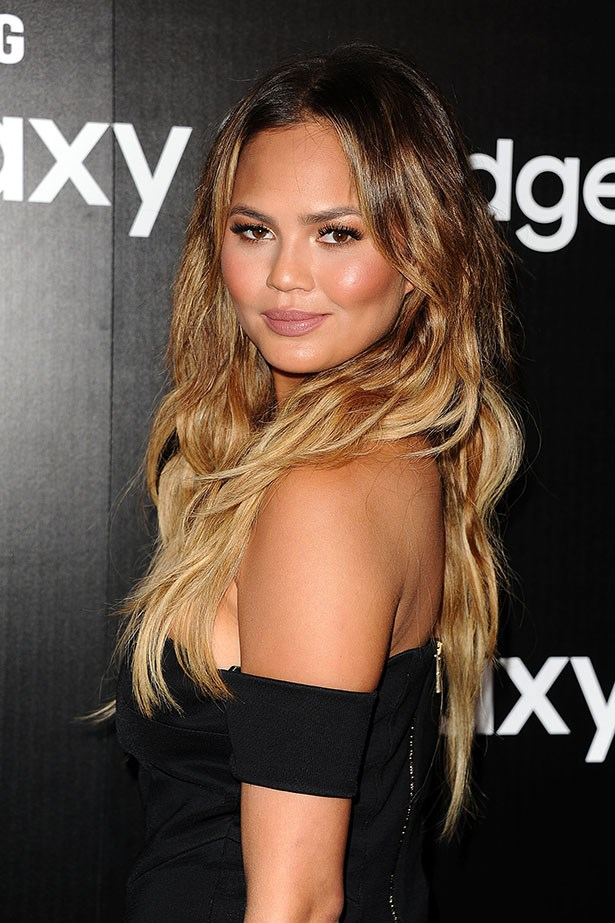 """Chrissy Teigen, Model and Blogger """"There's something to be said about being relatable and fun – showing people you have a human side. I like showing people something they don't already get to see."""""""