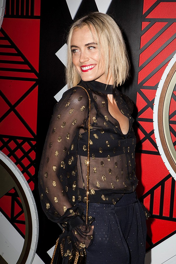 """Taylor Schilling, Actress, Orange is the New Black """"Our eccentricities and the unique bits are so valuable, and that's what I look for in characters. And if I can make any space for anyone to leave a theatre or shut off their computer and feel a little bit more comfortable with themselves, that's what I'm interested in."""""""