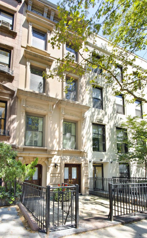 The exterior of 127 East 78th Street.