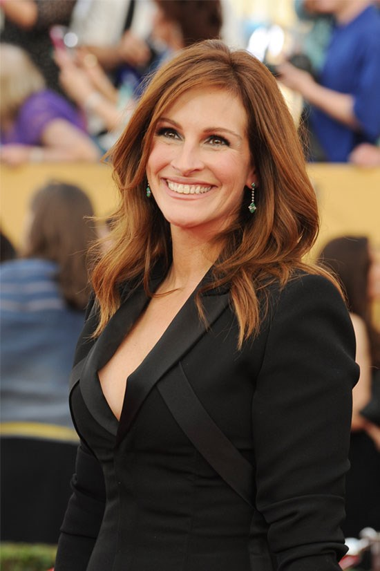 <strong>6. Julia Roberts</strong> earned US$16 million. Maybe we should all eat, pray and love a little more.