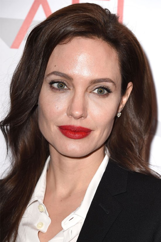 <strong>7. Angelina Jolie</strong> earned US$15 million.