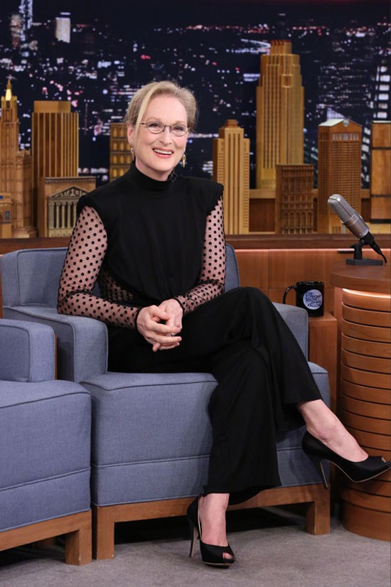 13. <strong>Meryl Streep</strong> earned US$8 million.