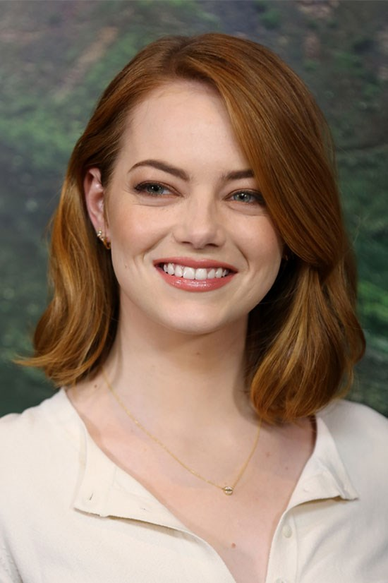 <strong>16. Emma Stone</strong> earned US$6.5 million. She may not have snubbed number one highest paid, but she recently starred in <em>Aloha </em>as Bradley Cooper's romantic interest, so who's the real winner here?