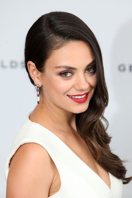 <strong>17.</strong> New mum <strong>Mila Kunis</strong> earned US$6.5 million.