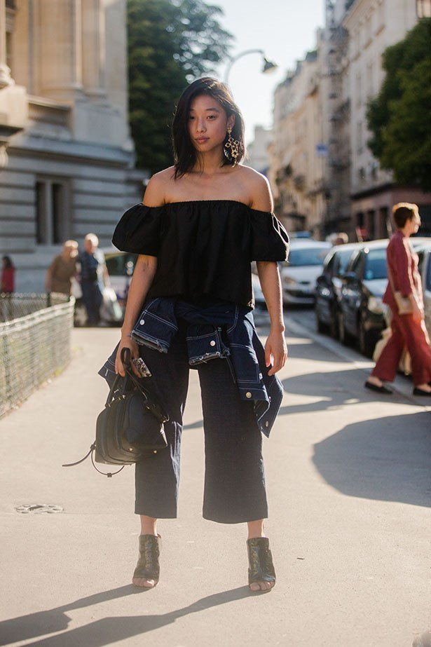 Yep, Margaret Zhang is a master of the look.