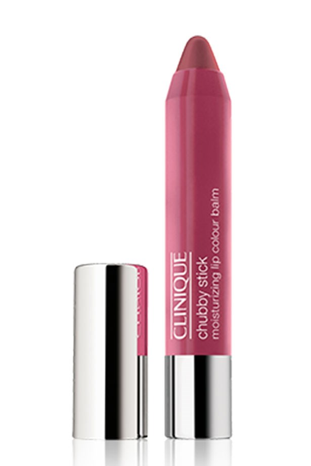 """<strong>The mirror-free lip fix</strong> <br> <br> Balm-lipstick hybrids offer sheer, buildable colour that's impossible to stuff up. One swipe of this will make you look put together and professional even when there isn't a mirror in sight. <br> <br> We love <a href=""""http://www.clinique.com.au/product/1605/15520/Makeup/Lipsticks/Chubby-Stick-Moisturizing-Lip-Colour-Balm"""">this </a>one-layer wonder, and <a href=""""https://www.priceline.com.au/rimmel-lasting-finish-colour-rush-lip-balm-2-5-g"""">this </a>one is great too."""