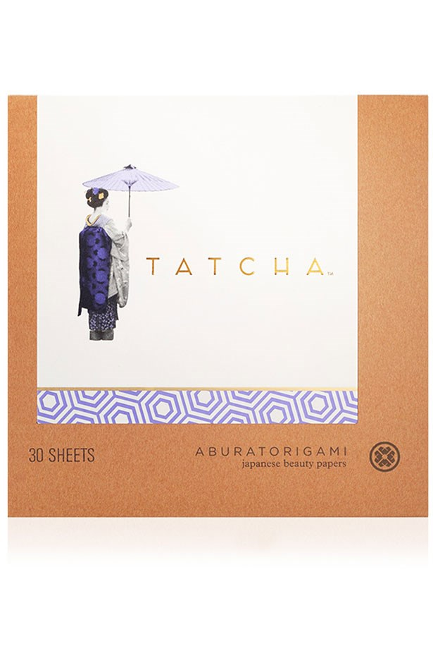 "<strong>The blotting papers</strong> <br> <br> FACT: Glowing skin is chic, oily skin isn't. Blot your way back to the good side of shine with <a href=""http://mecca.com.au/tatcha/aburatorigami-blotting-papers/I-007896.html"">these </a>chic sheets  or try <a href=""https://www.priceline.com.au/models-prefer-blotting-paper-1-pack "">these </a>"