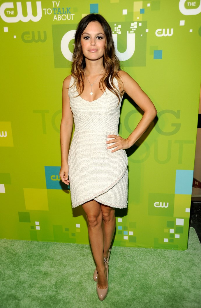 Rachel Bilson attends the CW Network's 2011 Upfront at Jazz at Lincoln Center on May 19, 2011 in New York City.