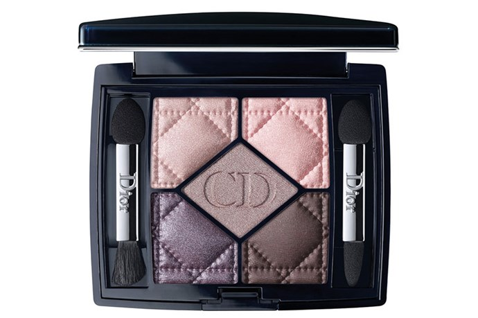 """<strong>Best for...Brown Eyes </strong> <br> <br> Purple is a sneaky shade that somehow flatters every eye colour but looks particularly stunning on green eyes. <em>Dior </em>are know for their killer eye shadows, their palettes of pigmented powders are so finely milled they make mixing them on the skin a breeze. <br> <br> <em> <a href=""""http://shop.davidjones.com.au/djs/en/davidjones/5-couleurs-couture-colours---effects-eyeshadow-palette"""">5 Couleurs Couture Colours in Femme-Fleur, Dior</a></em>"""