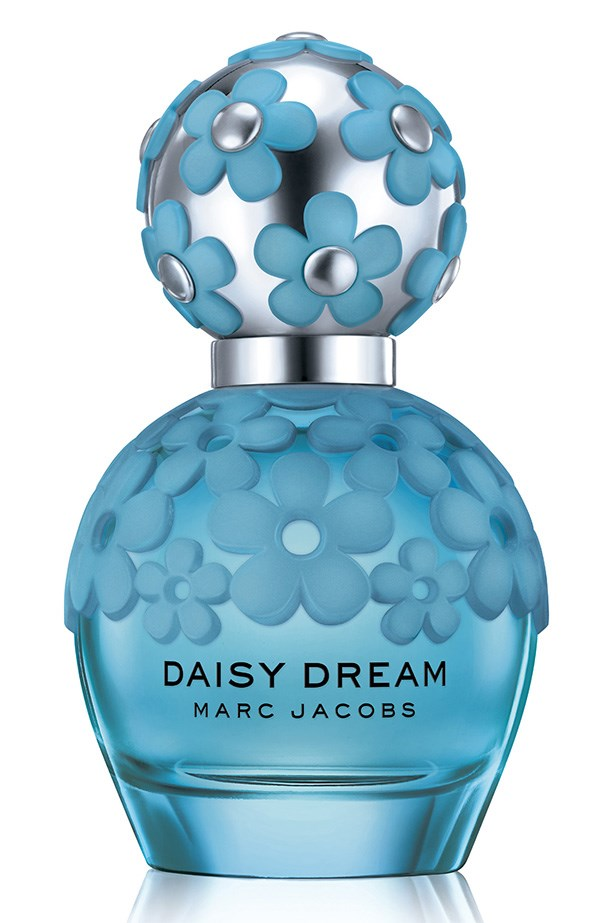 """<a href=""""http://www.myer.com.au/shop/mystore/daisy-dream-forever-eau-de-parfum"""">Daisy Dream Forever by Marc Jacobs</a> <br><br> Sweet, airy and youthful. The combination of blackberry, blue wisteria and white woods create a soft sugary scent made for spring. <br><br>"""
