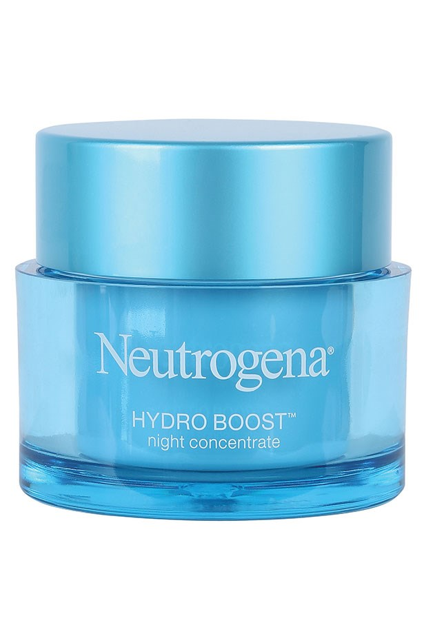 "<strong>Try a Topical</strong> <br> <br> A hero ingredient for aging or drying skin, hyaluronic acid is a substance that occurs naturally within our bodies and can hold 1000 times its own weight inn water. Because of this, scientists found that when applied topically it can help the skin lock in water for longer, plumping the look of lines immediately while also working within to boost cell turnover for younger-looking skin over time. Taking a step further is <a href=""https://www.priceline.com.au/neutrogena-hydro-boost-water-gel-50-g"">Neutrogena Hydro Boost Water Gel</a>, which features time released hyaluronic acid to moisturise skin for hours after it's initially layered on."