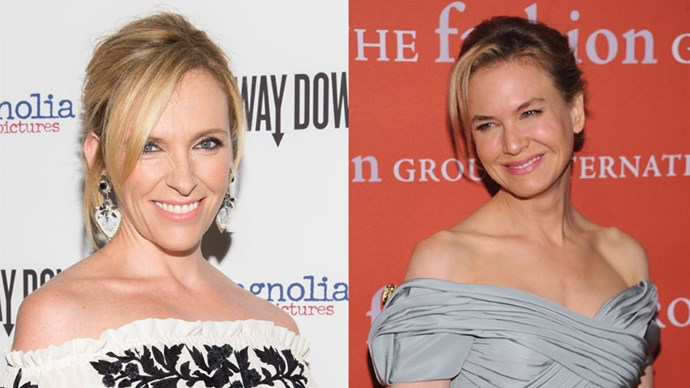 Toni Collette turned down the role of Bridget Jones, which made way for Renee Zellweger.