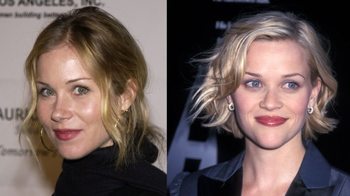 Christina Applegate was originally offered the role of Elle Woods in <em>Legally Blonde</em>, which went to Reese Witherspoon (yay!).