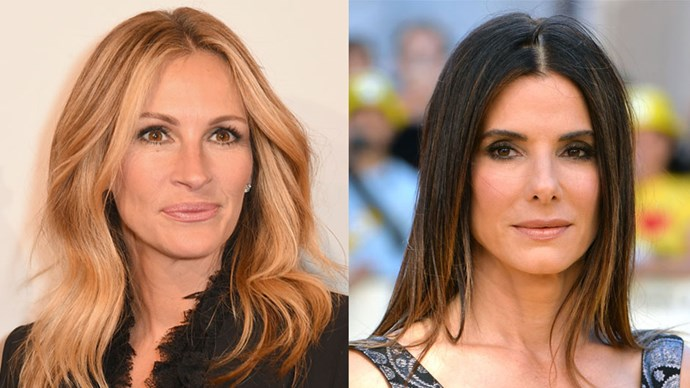 Julia Roberts was almost cast in Sandra Bullock's role in <em>The Blind Side</em>. Bullock stole the show and won the Oscar for best actress.