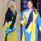 28 times Blake Lively dressed like Serena Van Der Woodsen in real life image