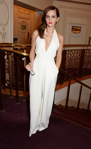 <p><strong>DECEMBER 1, 2014</strong></p> <p>In a Misha Nonoo jumpsuit with an Anya Hindmarch clutch at the British Style Awards in London.</p>