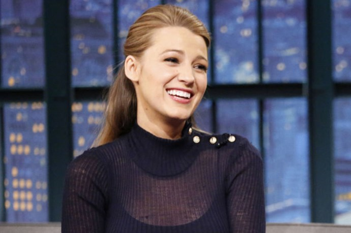 Blake Lively Is Selling A Bag Named After Her Daughter