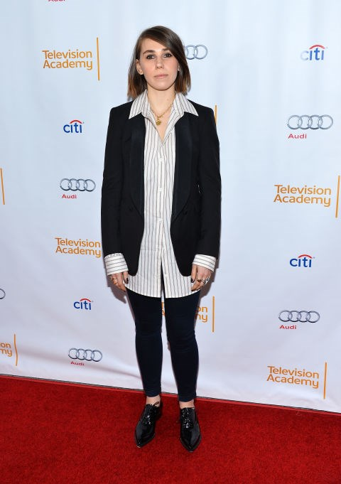 <strong>ZOSIA MAMET</strong>