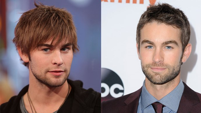 <strong>Chace Crawford</strong> <BR> <BR> <strong>Then:</strong> The extremely attractive Nate Archibald in <em>Gossip Girl</em>. <BR> <BR> <strong>Now: </strong>Chace played Anna Kendrick's lover in <em>What To Expect When You're Expecting</em>.