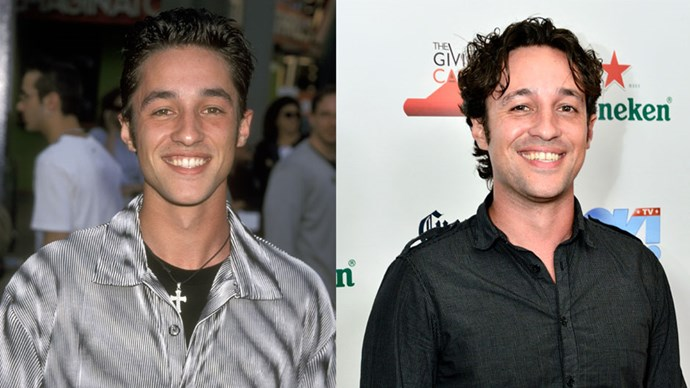 <strong>Thomas Ian Nicholas</strong> <BR> <BR> <strong>Then:</strong> The best Kevin Myers in <em>American Pie</em>. <BR> <BR> <strong>Now:</strong> He released an album, has had bit parts in film and TV and was definitely back for <em>American Reunion</em>.