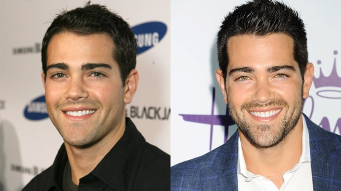 <strong>Jesse Metcalfe</strong> <BR> <BR> <strong>Then:</strong> There is no woman on earth who did not freak out at how good-looking John Tucker was in <em>John Tucker Must Die</em> (does he have to?!) <BR> <BR> <strong>Now:</strong> Still being sexy in <em>Desperate Housewives</em>.