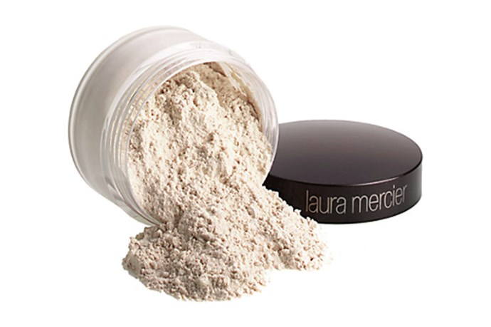 "<strong>Powder with Precision</strong> <br> <br> <em>'Dewy and fresh'</em> can turn into '<em>hot mess' </em>in minutes when it's warm outside. Powering all comes down to precision – dust around the nose, where it meets your cheeks, the forehead and very lightly under the eyes to manage oil flow and prevent mascara from flaking off throughout the day. <em>TIP: A <a href=""http://shop.davidjones.com.au/djs/en/davidjones/loose-setting-powder---translucent"">translucent powder </a>keeps shine at bay but doesn't build or cake on the skin.</em>"