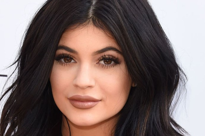 Kylie Jenner Reveals The Man Behind Her Lips