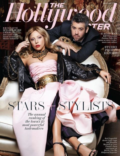 """<strong>BRANDON MAXWELL</strong> <BR> <BR> If you've tried and failed to dress like Lady Gaga, Brandon Maxwell would like to help you out. The stylist behind Stefani Germanotta's beautiful transformations debuts his very own collection this week, and since he's already been on the cover of <em>The Hollywood Reporter</em>, we have high hopes for his line... and so do his <a href=""""https://instagram.com/brandonmaxwell/"""">rapturous Instagram followers</a> (including Alex Wang)."""
