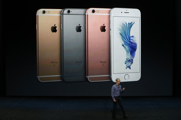 Apple iPhone 6s Launch