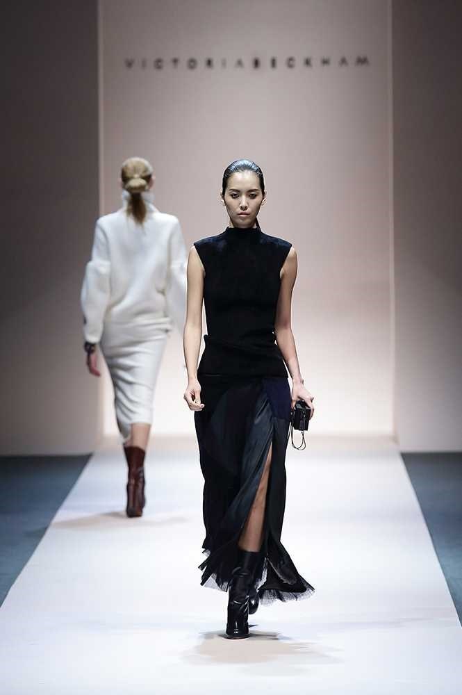 <strong>VICTORIA BECKHAM</strong> <BR> <BR> What will she do next? Coming off the back of her strongest collection to date (AW15) and powering on with her brilliant pre-spring, the sky's the limit for VB.