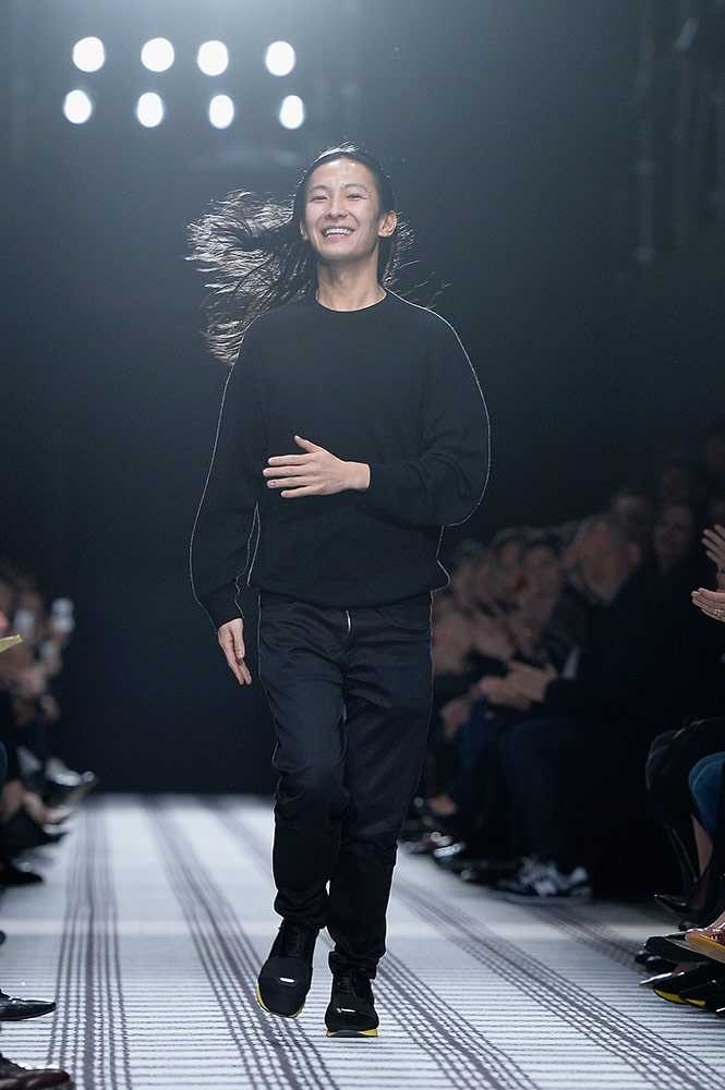 <strong>ALEXANDER WANG</strong> <BR> <BR> Saturday will see Wang take the stage with a lot to prove, post-announcement that he's leaving his other gig, Balenciaga. Will we see his eponymous label refocused and refined?
