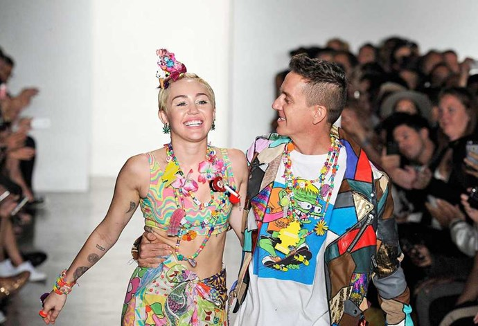 <strong>JEREMY SCOTT</strong> <BR> <BR> What antics will fashion's favourite rebel get up to on Monday with his SS16 collection? And who will attend the show? Miley? Rita? Katy?
