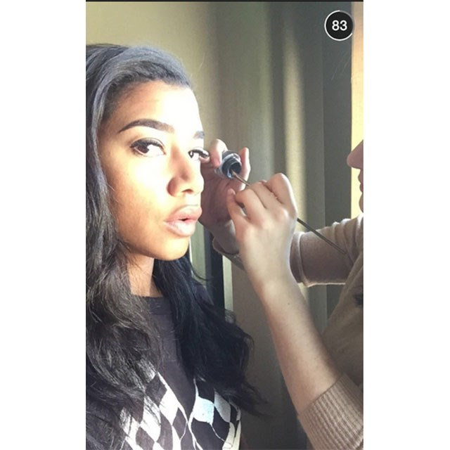 <p>Who: Hannah Bronfman</p> <p>What: She's a regular DJ and party attendee at all fashion weeks.</p> <p>Handle: @HannahBGood</p>