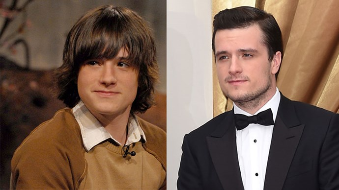 <strong>Josh Hutcherson:</strong> <BR> Still has that swagger.