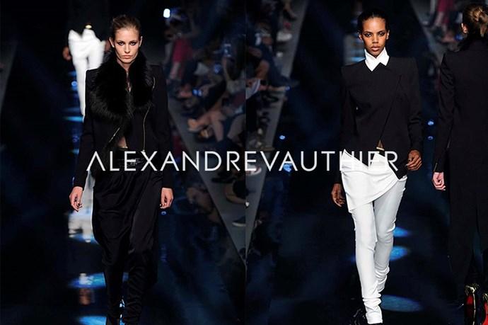 Alexandre Vauthier – <em>a-leks-and-er vau-tee-aye</em>