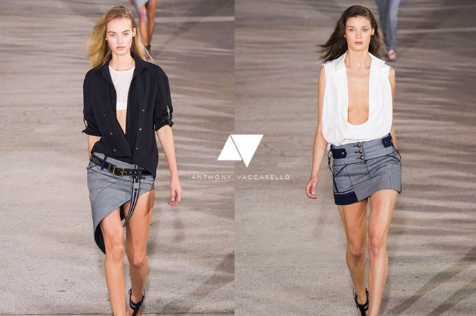 Anthony Vaccarello - <em>an-to-nee vah-kah-reh-lo</em>