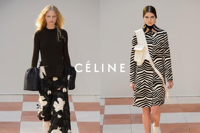 Celine – <em>seh-leen </em>