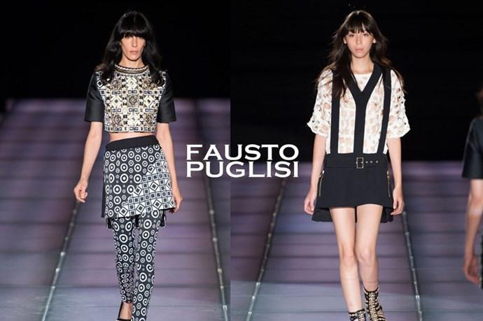 Fausto Puglisi - <em>fao-sto poo-yee-zee</em>