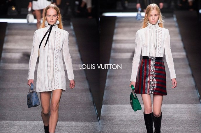 Louis Vuitton – <em>Lou-ee vwee-ton</em>