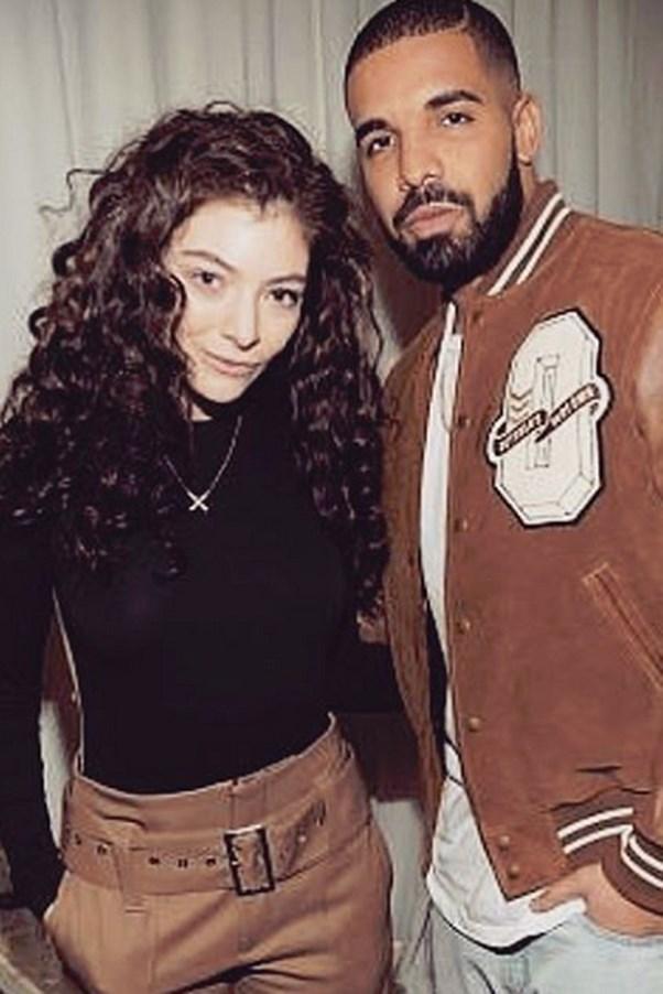 Drake and Lorde