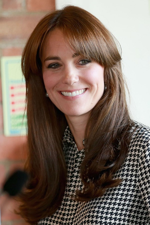 Kate Middleton Returns With A Bang
